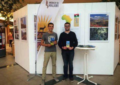 Ausstellung im Brücken-Center