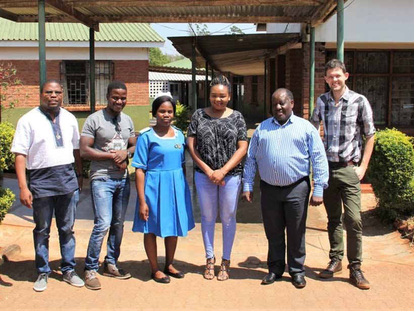 Covid-19 in Malawi – Erster Online-Vortrag von Ansbach für Malawi